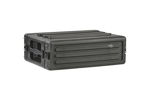 Roto-Molded 3U Shallow Rack ()