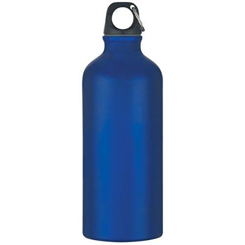 "Logotastic 5701-BE3 Tundra Aluminum Bike Bottle (36 Pack), 19""/16.5 oz/20 oz, Blue from Logotastic"