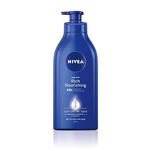 🥇 NIVEA Body Milk Nutritivo con dosificador