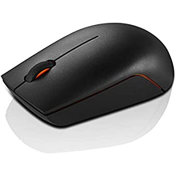 e4dffd36287 Lenovo 300 Wireless Compact Mouse, Black, 1000 dpi, Ultra-portable design,  Up to 12 months battery life, GX30K79402