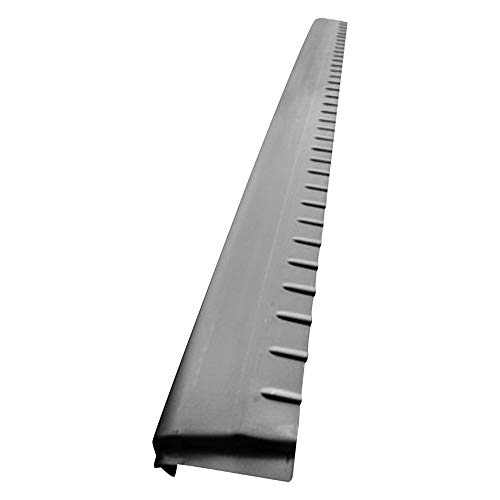 (New Replacement Driver Side Slip-On Style Rocker Panel For Chevy Silverado 1500 Classic Body Style OEM Quality)