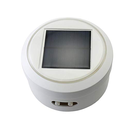 BleuMoo Garden Plants Automatic Watering of Intelligent Solar Power Charging Devices Water Pump Drip Irrigation System Timer