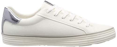 Ginnastica oliver white 23615 blue Basse S 181 Bianco Comb Da 5 181 Donna Scarpe 5 22 xAqUTq8w