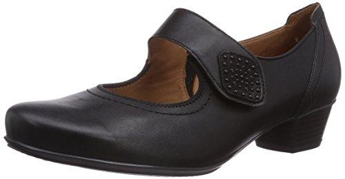 ara Nancy - zapatos de tacón cerrados de cuero mujer negro - Schwarz (schwarz 07)