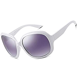 ATTCL Womens Oversized Women Sunglasses Uv400 Protection Polarized Sunglasses