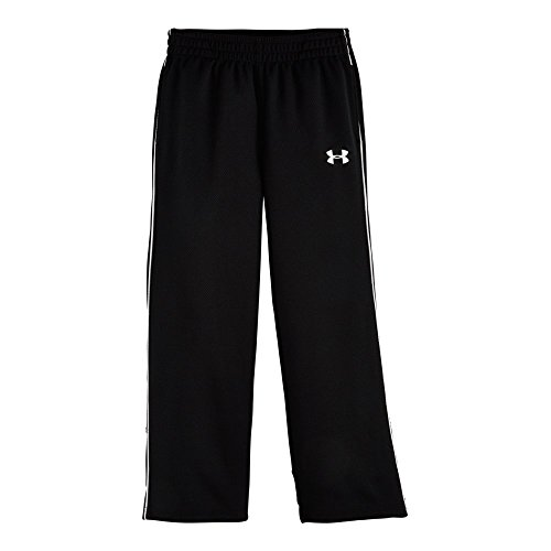 - Under Armour Little Boys' Midweight Warm-Up Pant, Black, 5