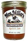 Apricot Jam: 3 jars Mrs Miller Homemade
