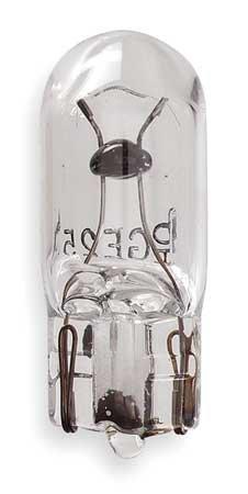 Miniature Lamp, 194, 4.0W, T3 1/4, 14V, PK2 -