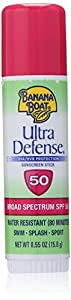 Banana Boat Ultra Defense Faces Sunblock Stick Spf 50