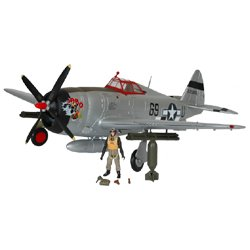21st Century Toys The Ultimate Soldier XD: P-47D Thunderbolt Razorback 21st Century Toys Ultimate Soldier