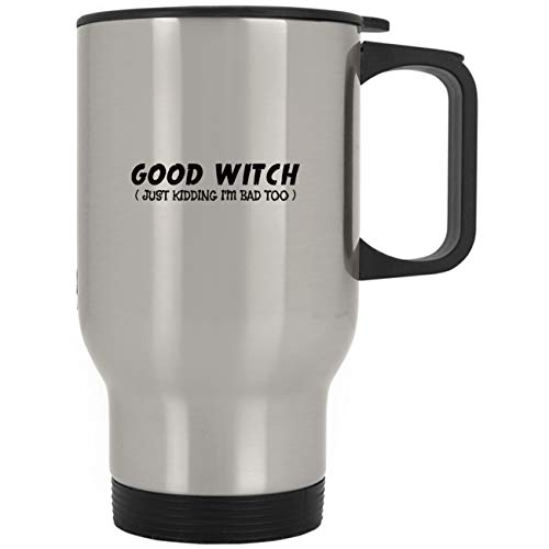 Good Witch Bad Witch Best Friend Halloween Party Duo Couple Funny Gifts Travel -