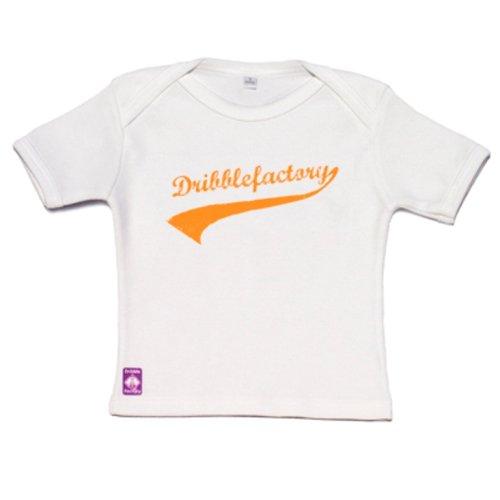 DribbleFactory Team DribbleFactory White T-Shirt (18 Months)