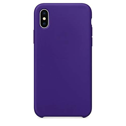 check out 8fba9 66952 Iphone X Silicone case/cover - Ultra Violet