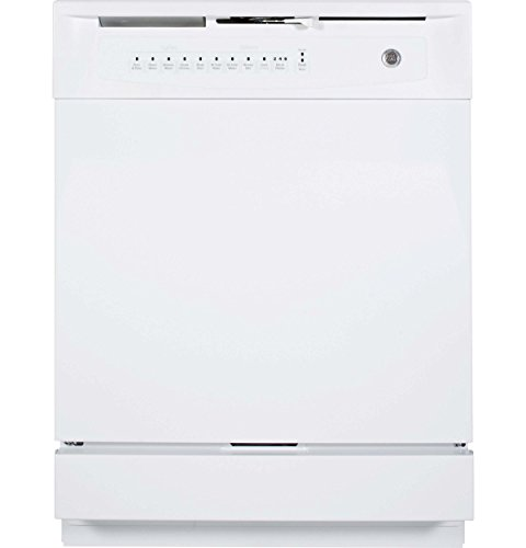 "GE 24"" Built-In Dishwasher White GSD4000KWW"