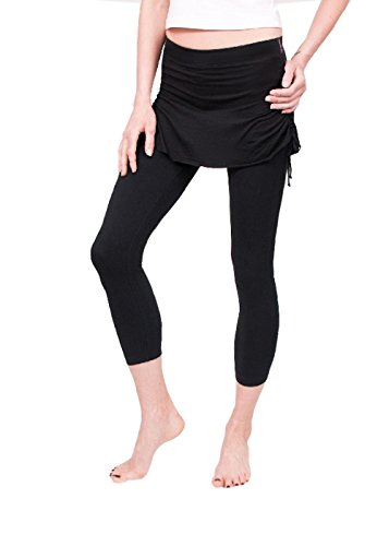 Cheap Hard Tail Plié Leggings (M, Black)