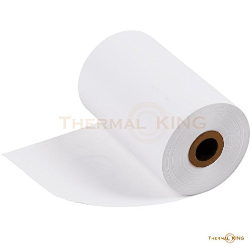 "Thermal King, 2 1/4"" x 50' Thermal Paper, 50 Rolls"