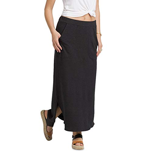 prAna Women's Tulum Skirt Black Medium