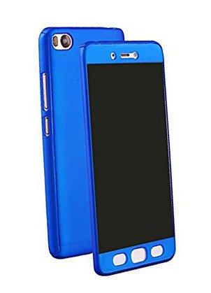 quality design 98c91 2c0c9 for Xiaomi Redmi Y1 Lite, Back Cover Case for Xiaomi Redmi Y1 LIte Back  Cover Case 360 Degree Front Back Protection Case - Blue