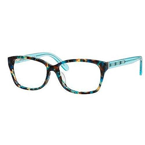 Teal Designer Frames: Amazon.com