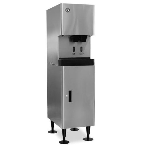 Hoshizaki-DCM-270BAH-OS-Ice-MakerWater-Dispenser-Cubelet-Style-Air-C