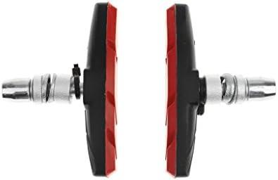 T TOOYFUL 自転車 バイク Vブレーキホルダーパッド ブロックパッド 70mm 交換用 全3色選ぶ