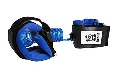 Kohai Child Bracelet Leash Anti Lost Safety Wrist Link (2 Pack) - Toddler and Kid Walking Leash - Baby Safety Harness - Safety Wrist Link Bracelet (5 & 6.5 ft.)