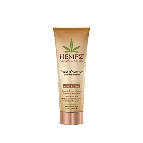 Hempz Touch Summer Moisturizer Medium