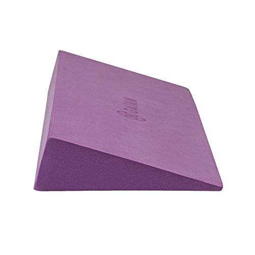 اسعار Gaiam Yoga Wedge, Deep Purple