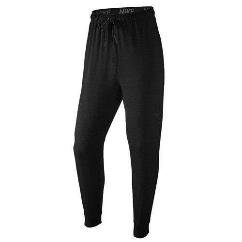 2f2303ddeba576 Nike Dri-Fit - Pantaloni da Allenamento da Uomo, in Pile: Amazon.it ...