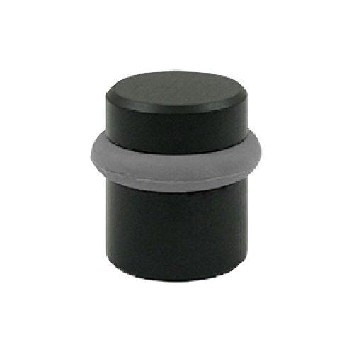 (Deltana UFB4505U19 Solid Brass 1 1/2-Inch Round Universal Floor Bumper)