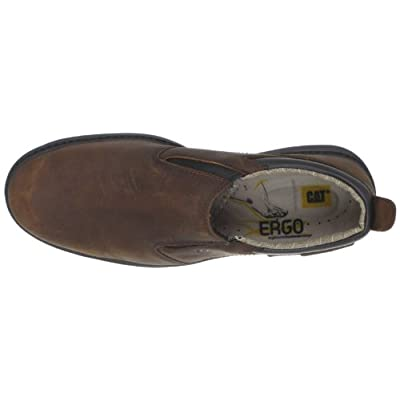 Caterpillar Men's Conclude Steel Toe Work Shoe: Shoes