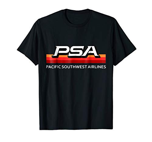 PSA T-shirt (Pacific Airlines)