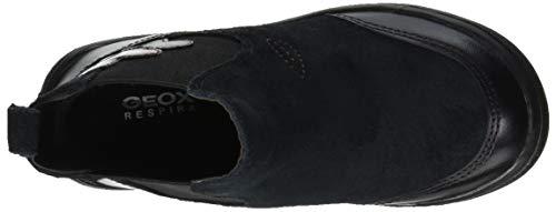 black Stivali C9999 Geox D Chelsea Bambina J Hadriel Nero FxBxn0T