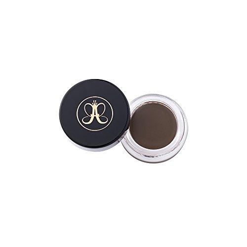 Anastasia of Beverly Hills DIPBROW (Dark Brown). Smudge-Free, Waterproof Eyebrow Pomade (Dark Brown. 0.14 (Dark Suite)