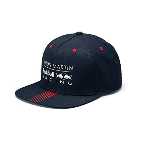 Red Bull Racing Hat - Branded Sports Merchandising B.V. Red Bull Racing F1 Classic Flat Brim Cap