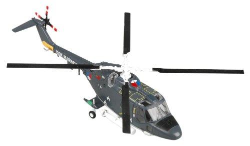 (Easy Model 1:72 Scale Westland Lynx Has.2 UH-14 No.7 Sqn Royal Netherlands, Naval Model Kit)
