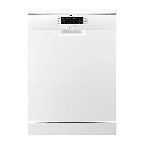 AEG FFB62700PW Totalmente integrado 15cubiertos A++ lavavajilla ...