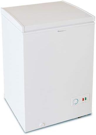 Congelador Arcón MILECTRIC Horizontal (Blanco) A+ 150 litros ...
