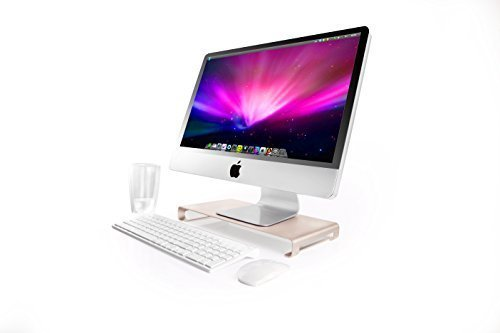 Laptop Stand, Jellas Aluminum Universal Monitor Riser Stand