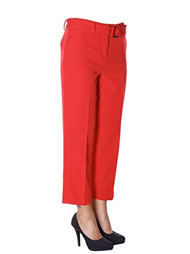Liu invierno Mainapps Oto Pantalones Mujer Red o 2018 Jo 2019 BPxBXwv