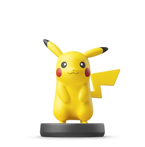 Pikachu amiibo (Super Smash Bros Series) by Nintendo