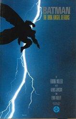 Batman the Dark Knight Returns #1 First (Batman The Dark Knight Returns Comic)