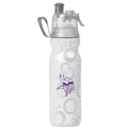 Minnesota Vikings Mist N' Sip Water Bottle 20 oz.