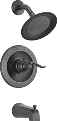 Delta Faucet BT14496-OB Windemere Monitor 14 Series Tub & Shower Trim, Oil Rubbed Bronze