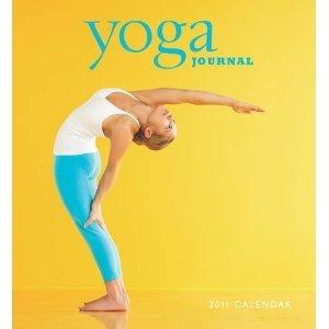 Yoga Journal 2011 Wall Calendar [Calendar]
