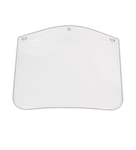(Fibre-Metal Hard Hat 4118C 4118 Propionate Faceshield Window, Clear)