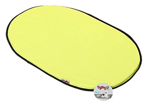 DOGSTORY 6COU264VC Coussin pour Chien en Forme de Galette Bicolore 69 cm