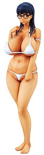 - Q-six Houshiiin no Oshigoto: Ayane Etou 1:7 Scale PVC Figure (Suntan Version)