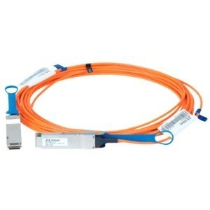 Mellanox Technologies MFA1A00-E015 ACTIVE FIBER CABLE, 15M, 100GB/S from Mellanox