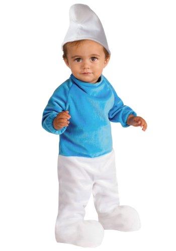 Smurf Costume - Baby 12-18 ()